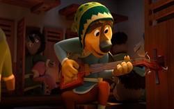 Кадр из фильма Рок Дог