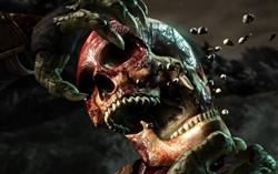 Скриншот из игры «Mortal Kombat X»