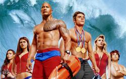 Постер фильма «Спасатели Малибу»