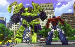 Восемь видеоигр по «Трансформерам», которые лучше фильма