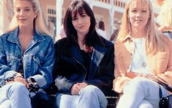 Кадр из сериала «Беверли-Хиллз, 90210»