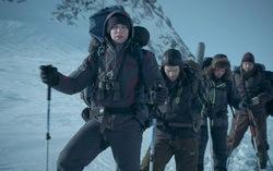 Кадр из фильма «тайна перевала Дятлова»