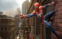 Скриншот из игры «Spider-Man»