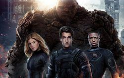 Постер фильма «Фантастическая четверка»