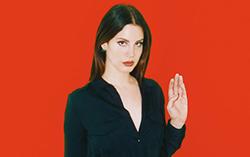 Лана дель Рей. Фото с сайта idolator.com