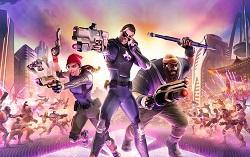 Обложка игры Agents of Mayhem