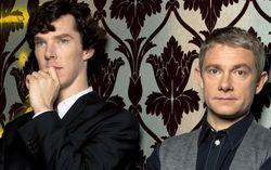 Промо сериала «Шерлок»