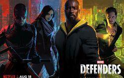Постер сериала «Защитники»