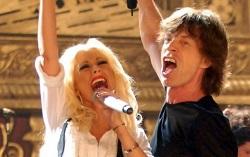 Кадр из фильма «Rolling Stones: Да будет свет»