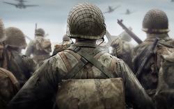 Вернувшаяся к истокам Call of Duty: WWII