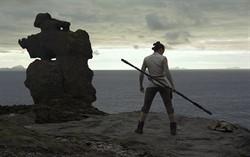 Кадр из фильма Последние джедаи