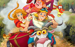 Постер фильма «Чудо-юдо»