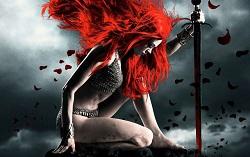 Тизер-постер ремейка «Рыжей Сони»