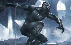 Промо фильма «Черная пантера»