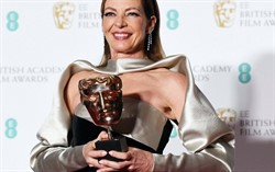 Эллисон Дженни на BAFTA. Фото с сайта firstpost.com