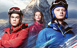Постер фильма «Со дна вершины»