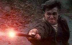 Кадр из фильма «Гарри Поттер и дары смерти»