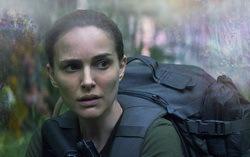 Кадр из фильма «Аннигиляция»
