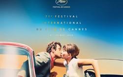 Официальный плакат Каннского кинофестиваля 2018