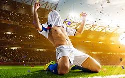 Матчи чемпионата по футболу в высоком качестве изображения на «Первом канале UltraHD»