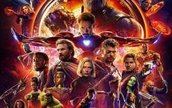 Постер фильма Мстители: Война бесконечности