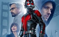 Постер фильма Человек-муравей и Оса