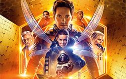 Постер фильма «Человек-муравей и Оса»