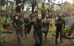 Кадр из фильма Война бесконечности