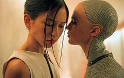 Кадр из фильма «Из машины»