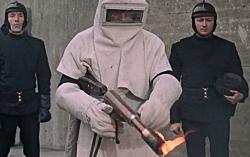 Кадр из фильма «451 по Фаренгейту»