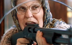 Кадр из фильма «Бабушка легкого поведения 2»