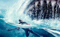 Постер фильма «Мег: Монстр глубины»