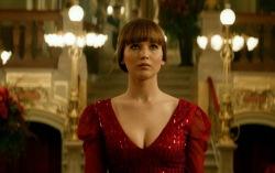 Кадр из фильма «Красный воробей»