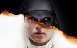 Постер фильма «Проклятие монахини»