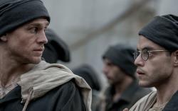 Кадр из фильма Мотылек