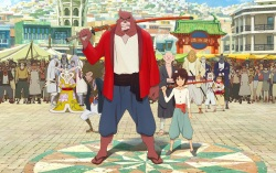 Кадр из мультфильма «Ученик чудовища»