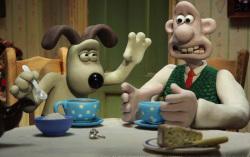 Кадр из мультфильма «Уоллес и Громит: Дело о смертельной выпечке»