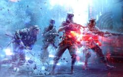 "Кадр из игры ""Battlefield V"""