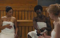 Кадр из фильма Вдовы