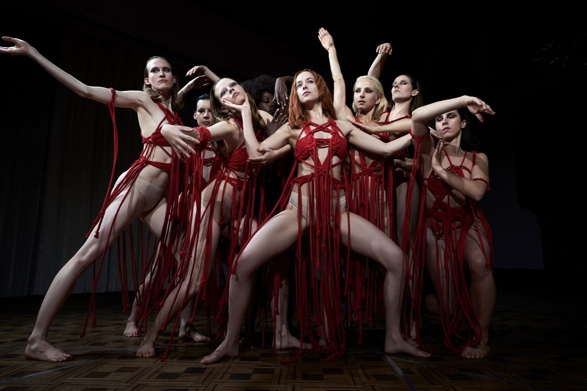 «Суспирия»: танцы накостях