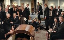 Кадр из фильма «Смерть на похоронах»