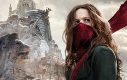 Постер фильма «Хроники хищных городов»
