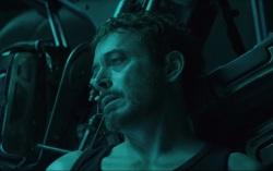 Кадр из фильма «Мстители. Финал»