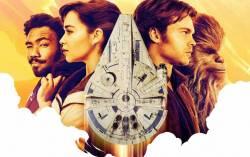 Кадр из фильма Звездные войны. Хан Соло. Истории