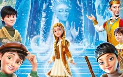 Постер фильма «Снежная Королева: Зазеркалье»
