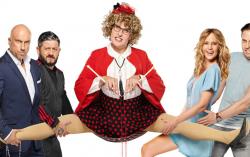 Постер фильма «Бабушка легкого поведения 2: Престарелые мстители»