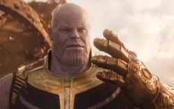 Кадр из фильма Мстители 3