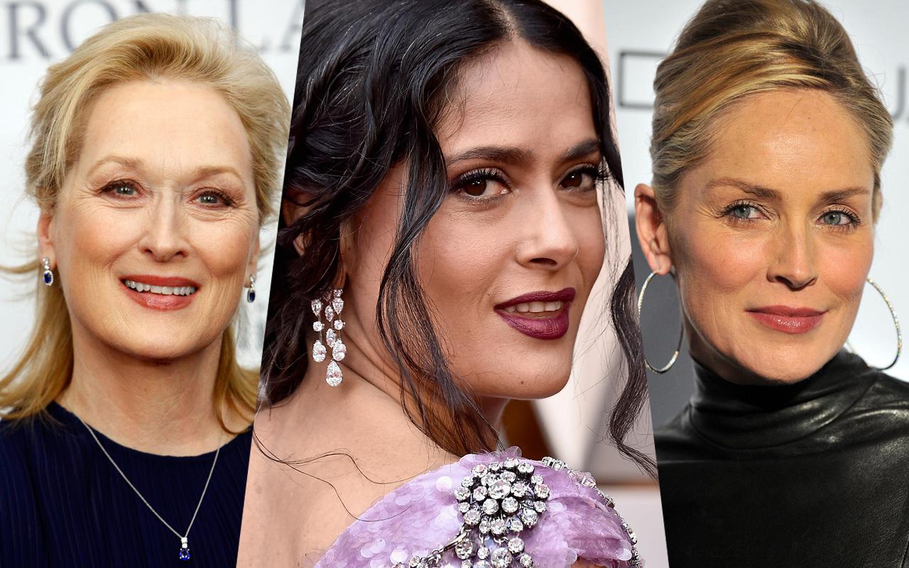 10 актрис, которые никогда неделали пластику