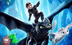 Постер фильма «Как приручить дракона 3»