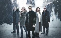 Постер сериала «Мертвое озеро»